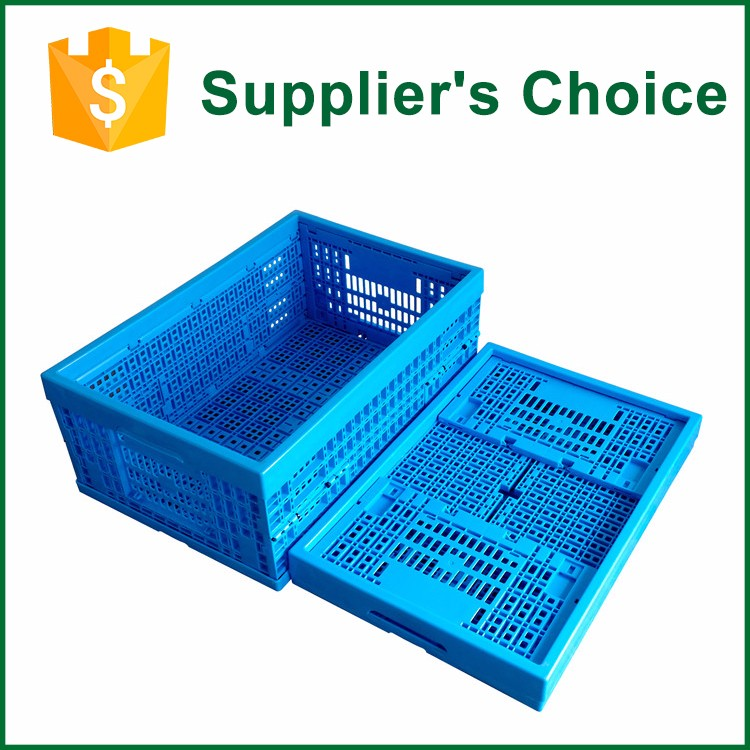 Recyclable Stackable High Quality Fruit Plastic Basket