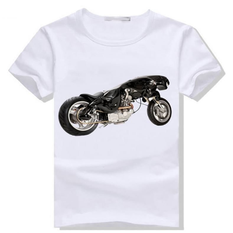 2015 New Style OEM&ODM ibs t-shirt white for promotion