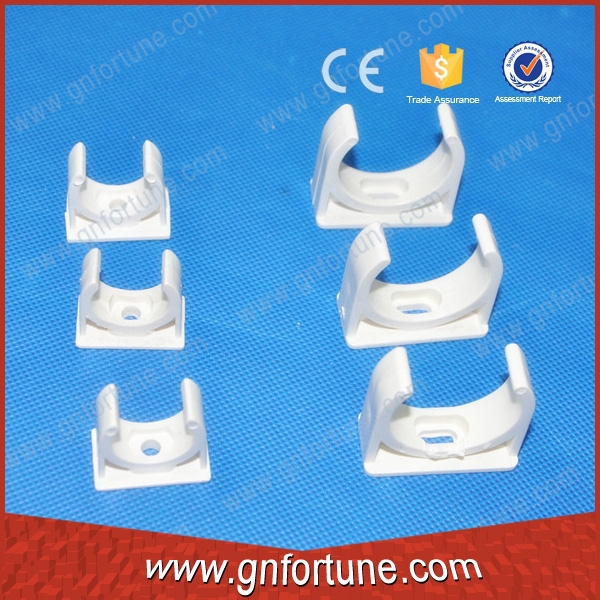wholesale pipe clips plastic PVC-U pipe fittings