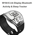 Business style fashion bluetooth activity tracker W194