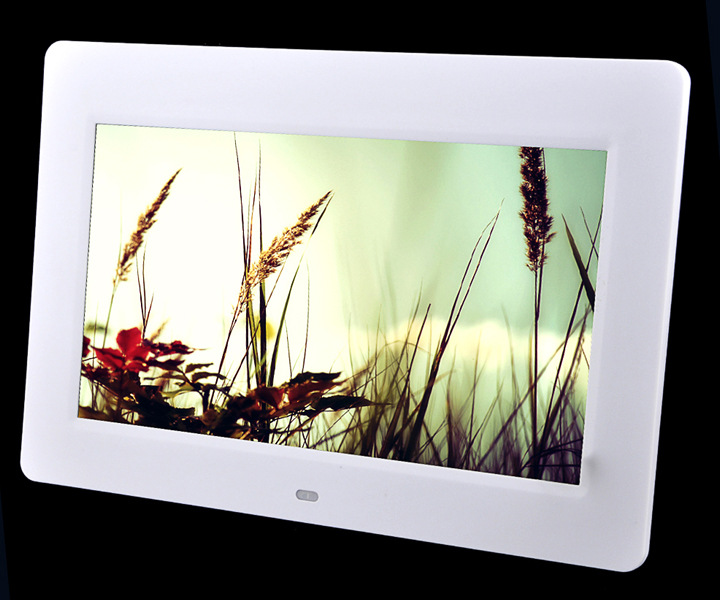 10 inch cheap electric digital photo frame