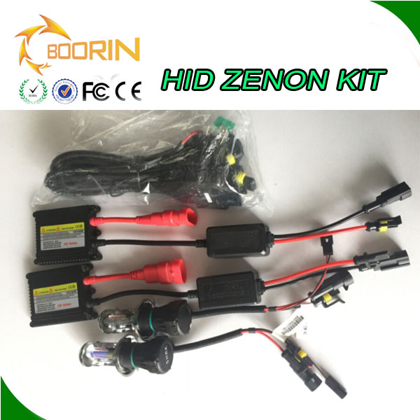 Dual beam latest style hid xenon kit 35w 55w 75w hid auto light AC DC hid xenon kit 85w hid xenon flashlight 9005 9006 9007