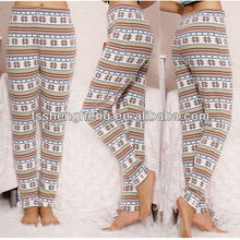 Office ladies cotton red grid pants comfortable grey grid pants fashion warm winter professional working trousers AD004