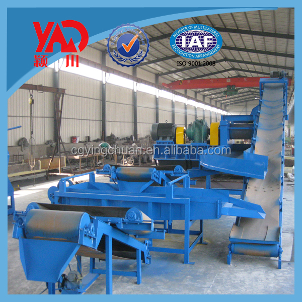 Tire/Tyre recycling machine for rubber powder/crumb