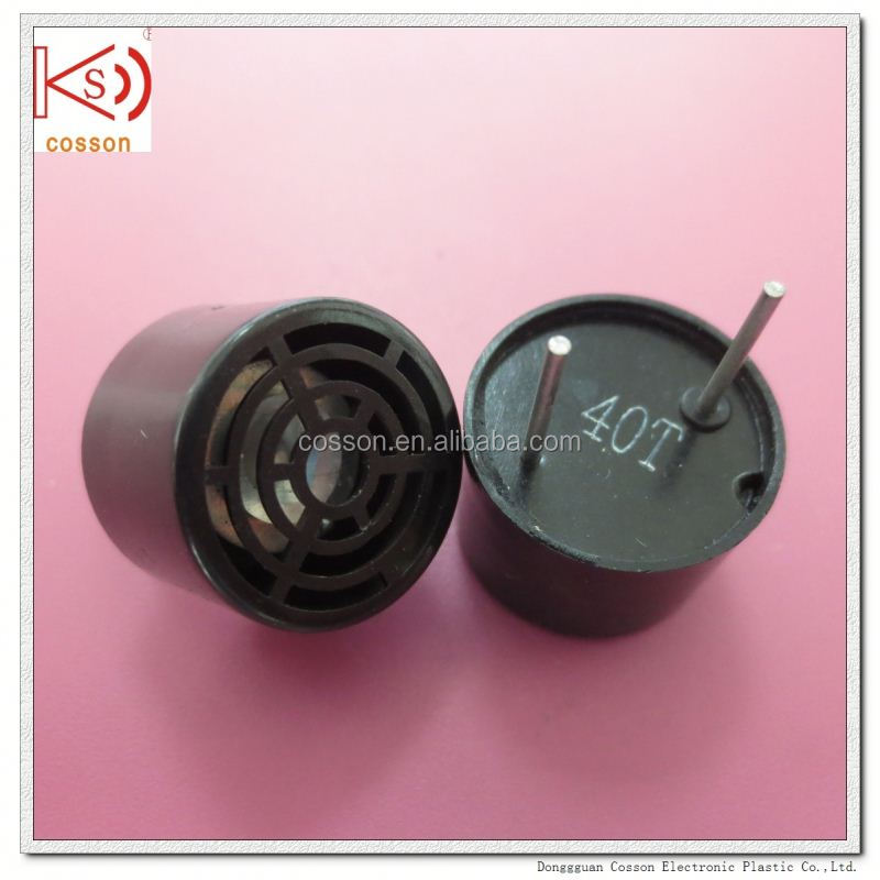 high temperature ultrasonic transducer 40KHz plastic