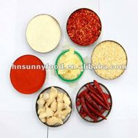 Dry Vegetable Spice for biscuit with ISO9001 HACCP OU BRC