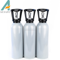 CE 2.5L Industrial Specialty Seamless Aluminum Nitrogen Gas Cylinder Supplier In Bangladesh