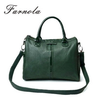 guangzhou factory fashion ladies 100 genuine leather handbags wholesale