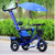 beautiful style of baby stroller tricycle with umbrella tarpaulin