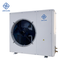 High Efficiency Heating Pump System For House Apartment/Cooling Heating Hot Water Heat Pump