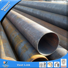 New Arrival welded steel tube/erw pipe/spiral /astm a53 /q235steel pipe with low price