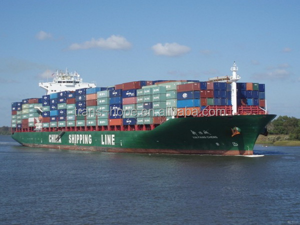 Economic top sell shipping company from shanghai to spain