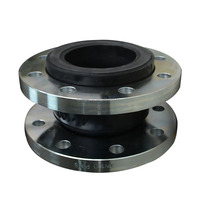 DN150 6 Inch NR CR EPDM Shock Absorber Rubber Expansion Joint