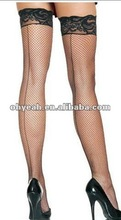 Hot sell sexy stocking black net stocking