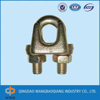 Us Type Metal Wire Clips