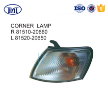 Corner Lamp Light For Toyota Corona ST190 Carina 2 1992 81510-20660 81520-20650