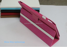 2014 New PU Leather Stand Cover Case for 10.1 inch Lenovo S6000 3G/ S6000 wifi Tablet PC With Smart Sleep & Wake up