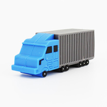 Newest products from shenzhen usb flash drive cartoon style truck shape pendrive free sample usb 2.0 accept Paypal