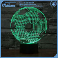 FS-2882 3D illusion LED lamp battery operated ball light