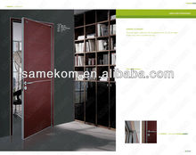 Aluminium Doors with High-end Design for Bedroom