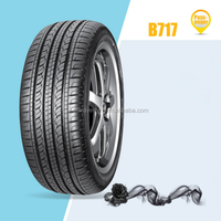 Radial Tire Design and Solid Tire Type Passanger Car Tire Hot Sale 195/50R15