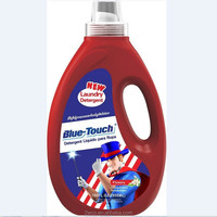 Blue Touch Concentrated Apparel Detergent Use