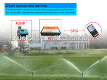gsm pump controller water pump automatic pressure switch