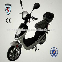 New 400W power Electric Motorcycle with Aluminum Wheel ,EEC and COC approval from LOHAS KCES048