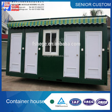 low cost movable container office