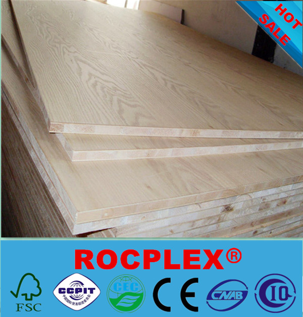 decorative wood board , block board with high quality