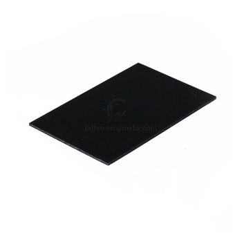 free sample china show opaque lexan polycarbonate sheet black polycarbonate sheet