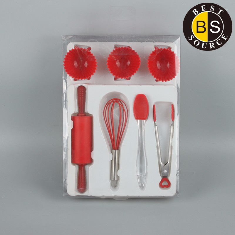 Pastry Equipment Silicone Cake Cupcake Tools Baking Set 21178-7
