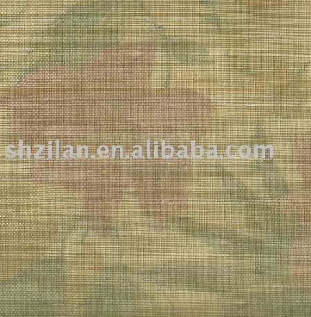 Decorative Wallpaper, Flocking Wallpaper, Wallpaper ZL07-YH014