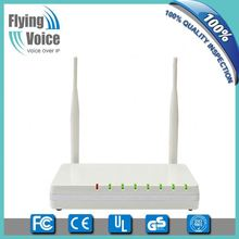 Good quality vpn terminal low cost voip wifi adapter 4 RJ45 LAN Port And USB Port G801