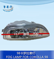 1998 auto fog lamp for corolla