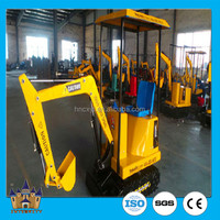 Kids rides on electric toy excavator china mini digger excavator toys for sale