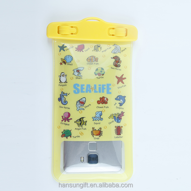 promotional wholesale PVC+ABS material Compatible Brand waterproof phone cases