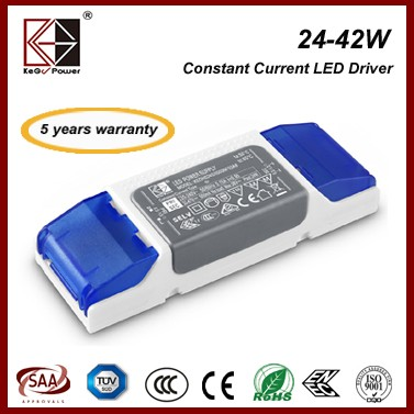 LED driver fro LED down light, LED track light, LED panel light with 5years warranty