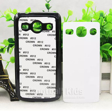 Personalized photo printing case sublimation blank PC phone case for Samsung CORE PLUS G350