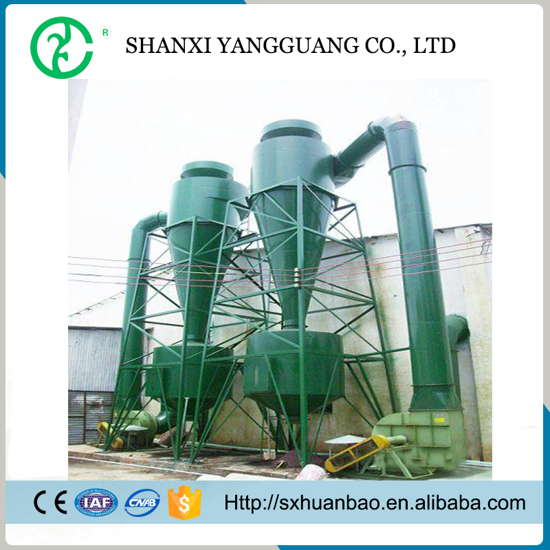 Dust collector machine baghouse dust cement