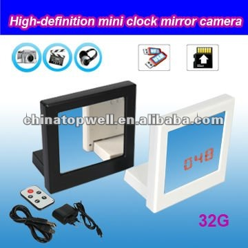 5.0 Mega 1280*960 HD Mirror Mini Video Recorder with camera