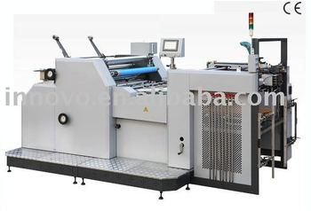 ZXSE-1100 Automatic Film Laminating Machine