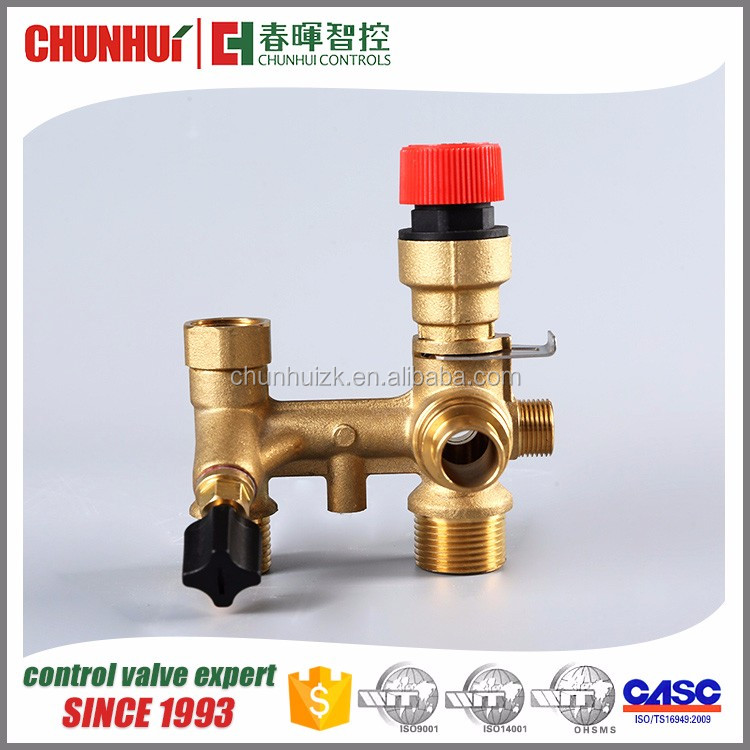 hydraulic control block, brass hydraulic control valve parts