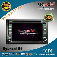 OEM CE certificate car stereo for Hyundai H1 dvd gps player navigation sytem