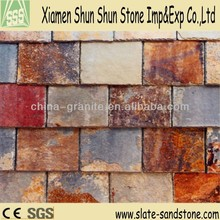 red slate tile roofing slate