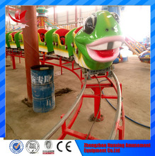 Huaxing animal designed sell tourist battery train set roller coaster rides for sale