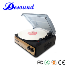 Dosound modern optional Turntable record Player with Mp3 Encoding System