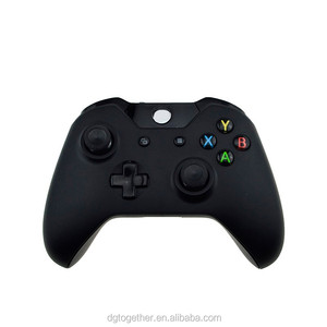 Wireless 2.4G Gamepad Game Controller for XBOX ONE - BLACK and WHITE