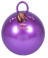 18 Inch Hopper Ball with Round Handle / PVC Material