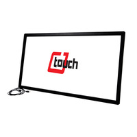 "[12-100""] Big Size touchscreen, 50 inch ir touch screen frame, 50"" touch screen"